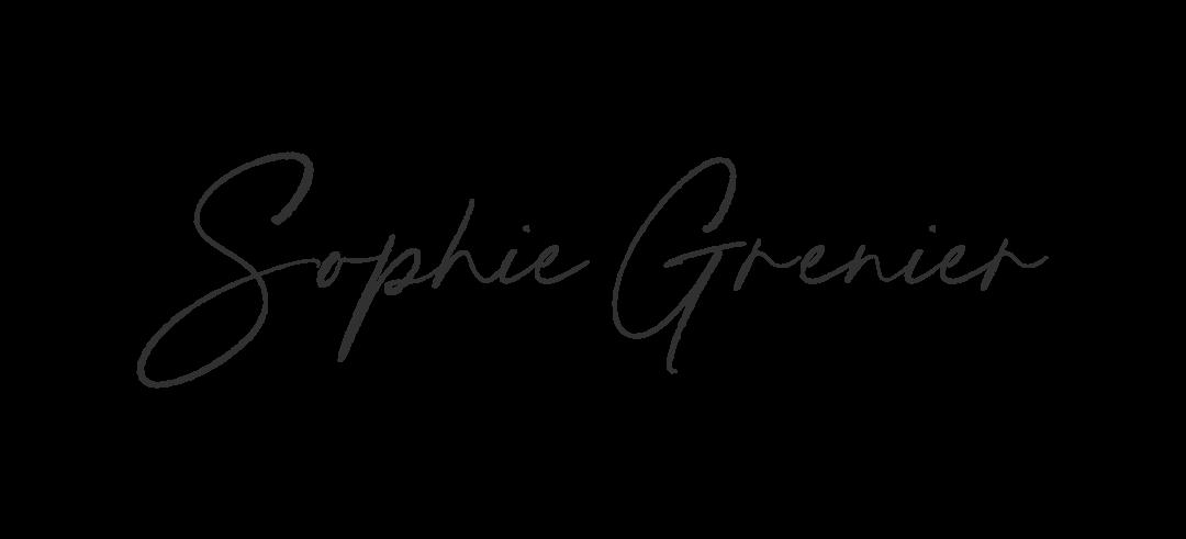Sophie Grenier photographe